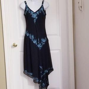 Black Formal dress/  Prom